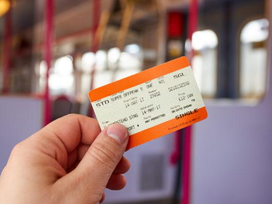 Cheap Train Tickets
