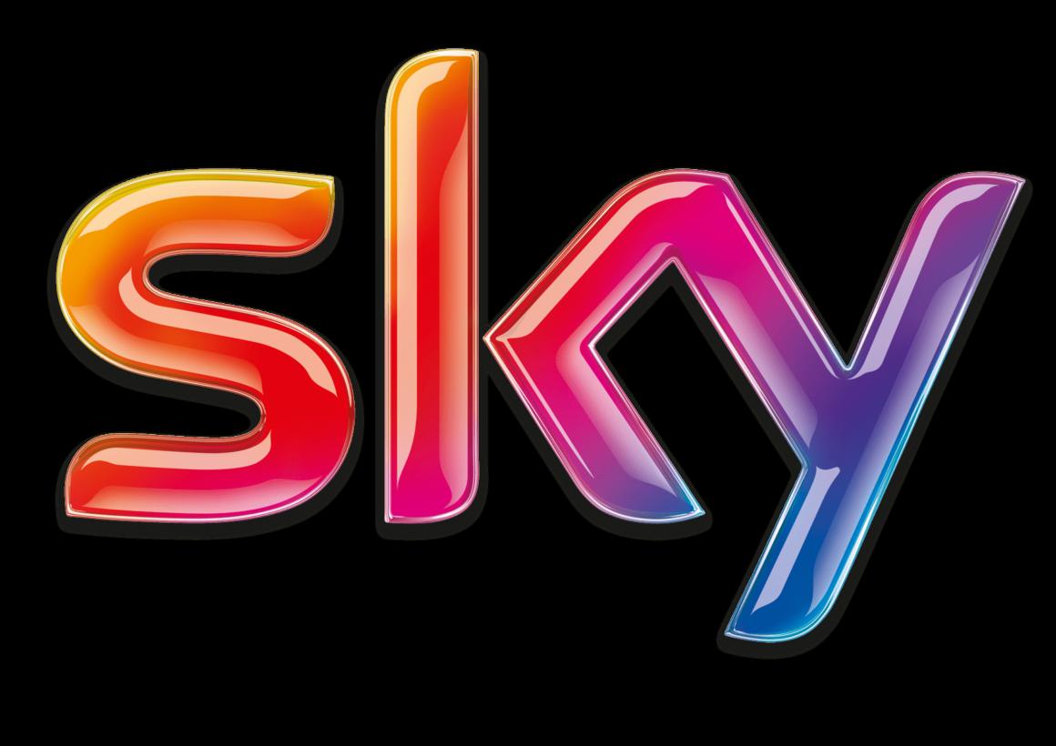 Sky Logo Broadband and TV